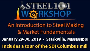Steel Making & Market Fundamentals