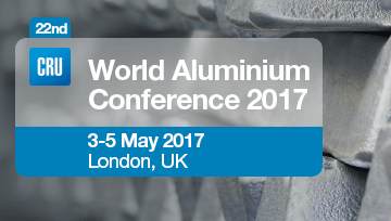 21st World Aluminium Conference