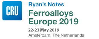 Ferroalloys Europe 2019