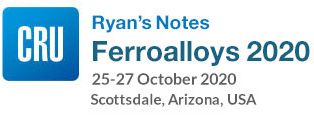 CRU Ryan's Notes Ferroalloys Conference