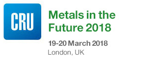 Metals in the Future 2018